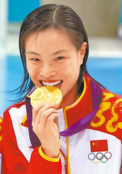 2016里約奧運》3公尺雙人跳板 吳敏霞4連霸 運動生涯畫下完美句點