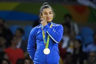 科索沃首進奧運奪金 女英雄:我們的國家不只有戰爭