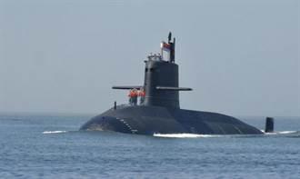 中共新一代傳統動力潛艦曝光