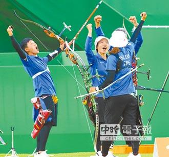 2016里約奧運》「沒想太多 射就對了!」射箭美少女 林詩嘉力挽狂瀾