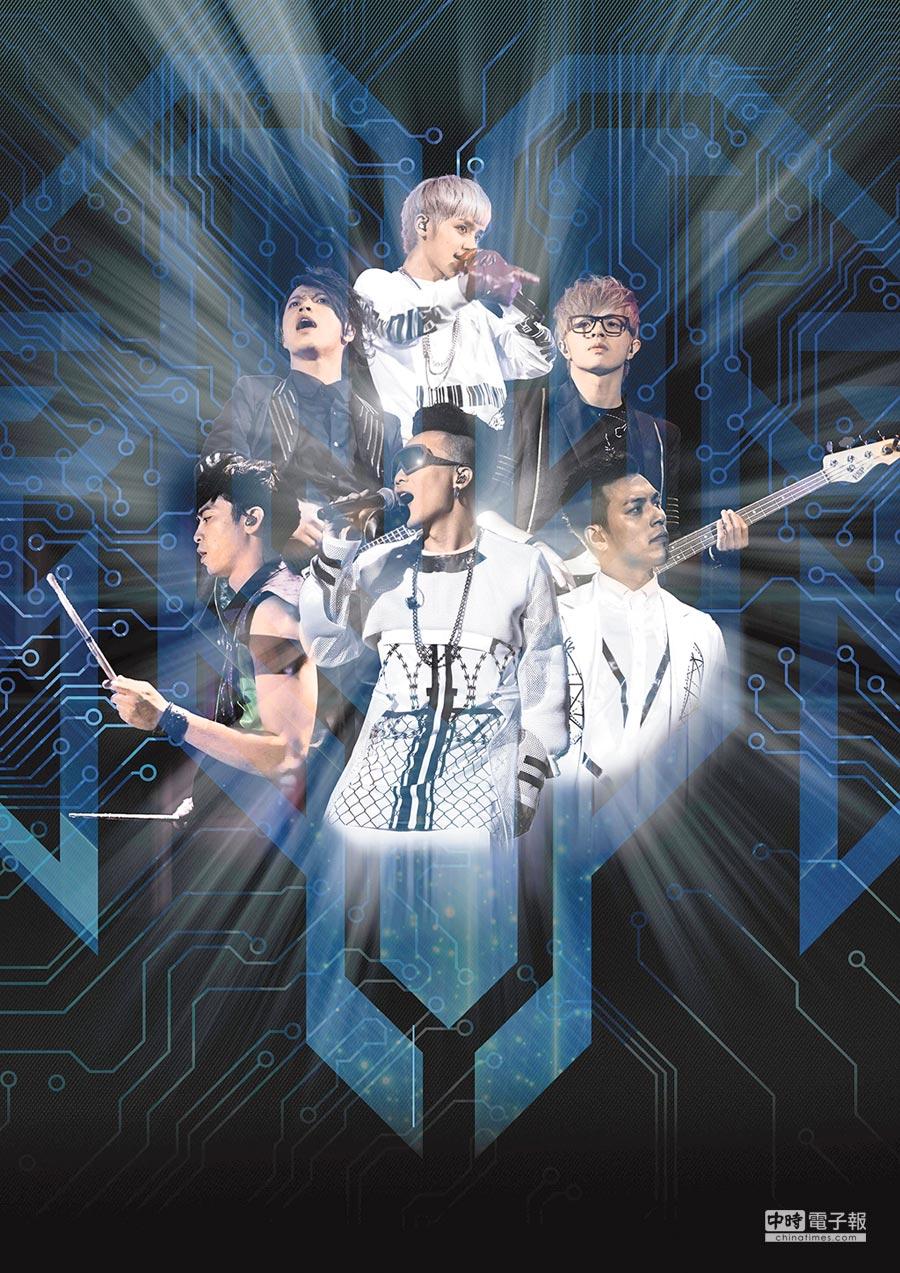 MP魔幻力量演唱會DVD耗時1年多籌備。
