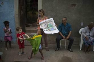里約奧運》柔道席瓦奪金 巴西貧民窟同感驕傲