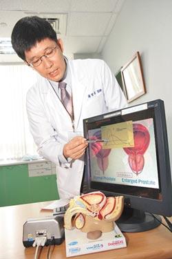 憋尿5天 逾萬毫升積膀胱