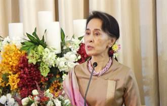 翁山蘇姬17日訪中國大陸