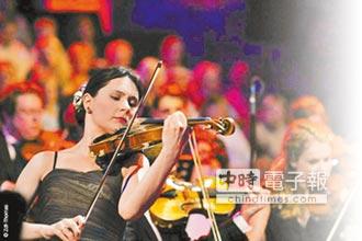 小提琴女神欽點 克拉瑪基朗 與台北再續琴緣