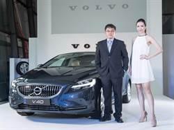 新總裁走馬上任 VOLVO  V40/ V40 Cross Country/ S60/ V60 新年式開賣