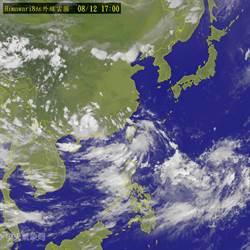 西太平洋季風槽活躍 近兩周有利颱風生成