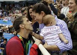里約奧運》未婚!奧運泳壇金童菲爾普斯的親密愛人