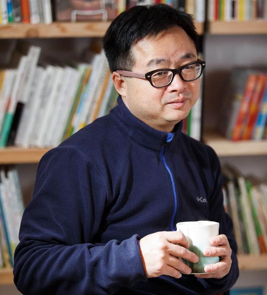 前立委羅文嘉(圖/本報系資料照片 杜宜諳攝)