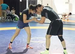 里約奧運》角力妹踩飛輪飆汗 最怕粉絲喊「摔我」