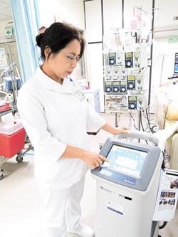 仁海宮捐低溫療法急救利器