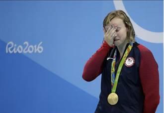 里約奧運》女飛魚蕾德基800公尺自新世界紀錄奪金