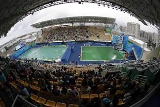 里約奧運》一度傳出屁味 奧運官員關閉綠泳池