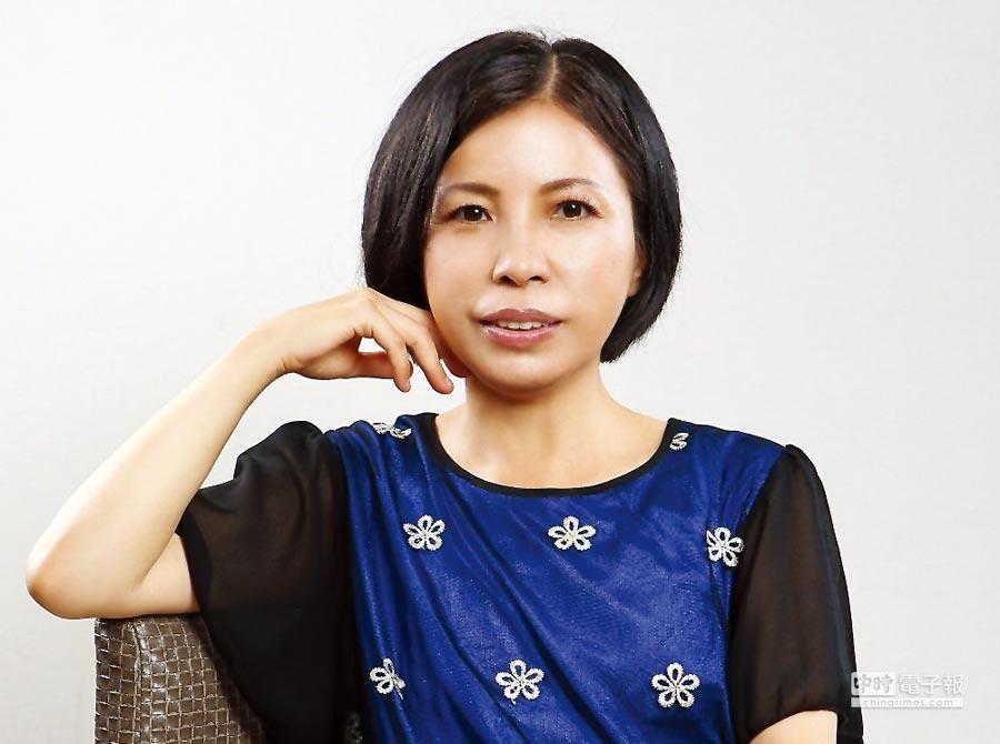中華核心轉化教育發展協會創辦人丁美月。  圖/本人提供