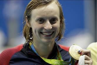 里約奧運》暫不轉職業 美4金女將蕾德基先當大學生