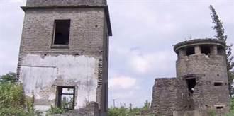 上海郊區新發現:二戰時期日軍碉堡群