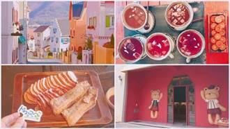 韓國超夯拍照景點一天走完!小歐洲《瑞士村》、品茶傳統茶《千年茶屋》、五光十色童話節《香草樂園》