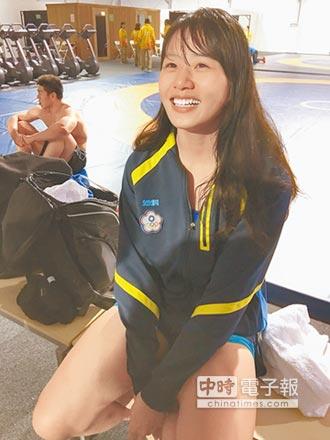里約奧運》角力正妹 帶傷備戰 粉絲想被她摔 陳玟陵苦笑