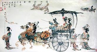 楊小寧 臺灣唯一新漢畫傳人