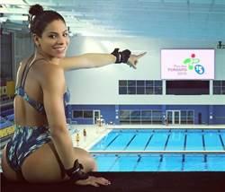 里約奧運》巴西女雙人10公尺跳台墊底 一夜情誤事?