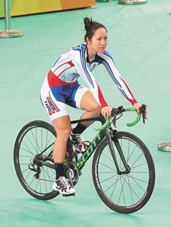 2016里約奧運 備戰/自由車》世界紀錄 刺激蕭美玉腎上腺素