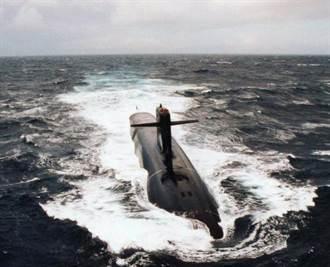 驚人!法國凱旋級核潛艦 單艘就能毀一國