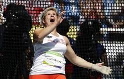 里約奧運》神力女超人沃達蕾茲克 鏈球6破世界紀錄
