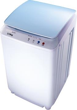 歌林3.5公斤洗衣機 節能省水
