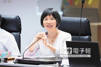 發揮社福專業 台中副市長林依瑩就任