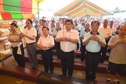 正統鹿耳門聖母廟募得200多萬 將捐全市低收戶