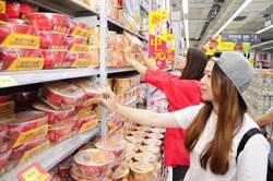 旺旺仙貝 登中元檔期糖餅銷售冠軍