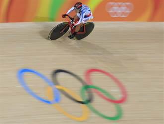 奧運自由車女子全能  蕭美玉暫列第14