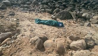 金門復興嶼發現浮屍 研判大陸漂來