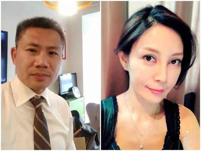 羅友志自曝與東森前主播梁立早已是假面夫妻。(取材臉書)