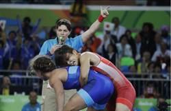 里约奥运》日本女将勇猛 角力1日夺3金