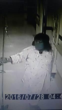 中年婦女在醫院生完落跑 警以遺棄罪偵查