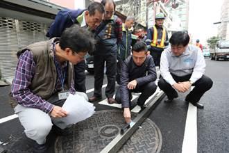竹市強力查驗路面挖掘  不合格率降低