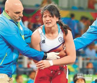 她們在里約奧運哭了!汗水、淚水有目共睹
