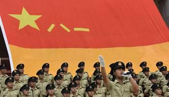 大陸火箭軍旗幟曝光:黃色代表神劍之焰