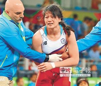 里約奧運》角力美少女陳玟陵 霸氣回應網友酸文