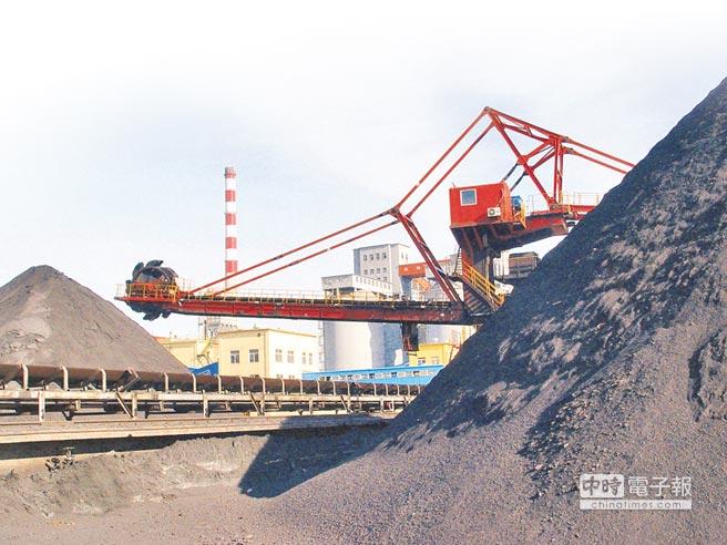 安徽淮北煤炭企業資料照片。(中新社)