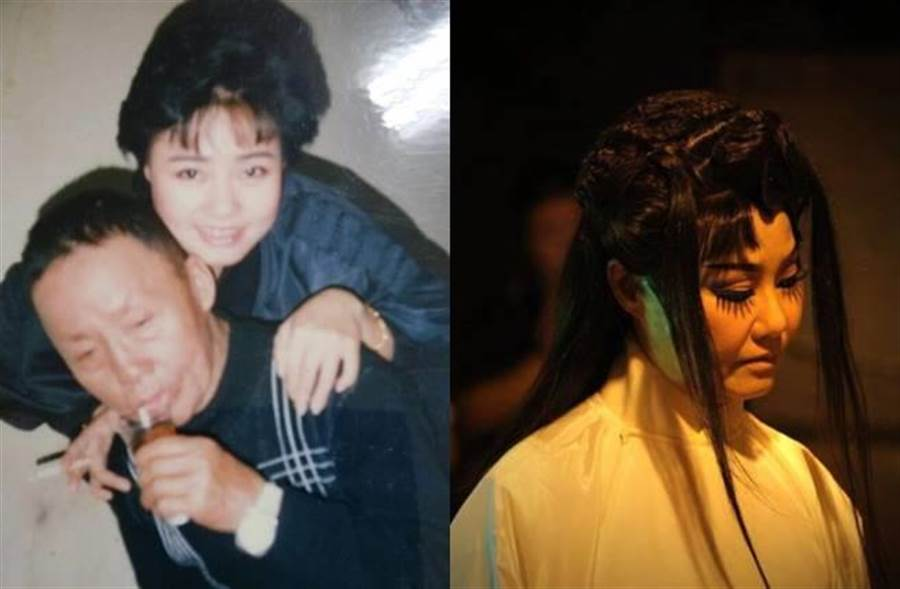 呂雪鳳近日受訪時憶起爸爸,苦盡甘來的她致力於推廣歌仔戲文化。(圖/取材自呂雪鳳臉書)