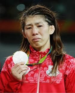 里约奥运》「角力女王」吉田沙保里中断206连胜