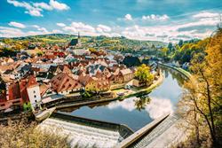 秋遊捷克 最美的季節
