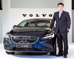 VOLVO 40/60車系 安全大無畏
