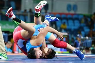 里約奧運》角力美少女陳玟陵:不要嘲諷運動員!