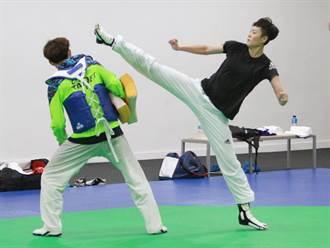 里約奧運》跆拳道隊最終練兵 李佳融:步步為營