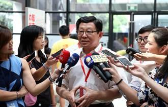 陸海協會長陳德銘:不贊成台灣入聯
