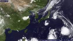 第11號颱風「圓規」今生成 對台無影響