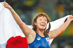 2016里约奥运》日本角力女天团够悍 包办4金
